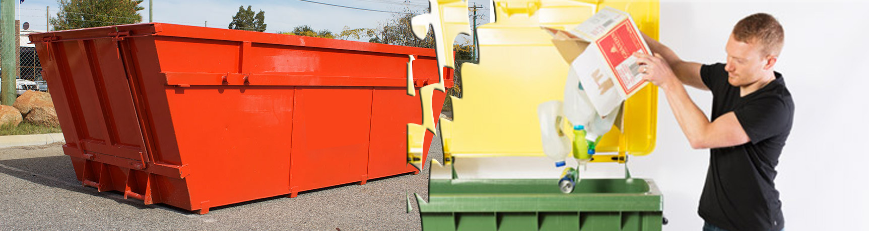 Learn the Reasons for Hiring Skip Bin Services