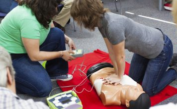 CPR training certification is essential for everyone