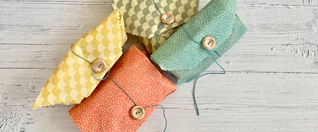 BEESWAX WRAPS: A BASIC GUIDE