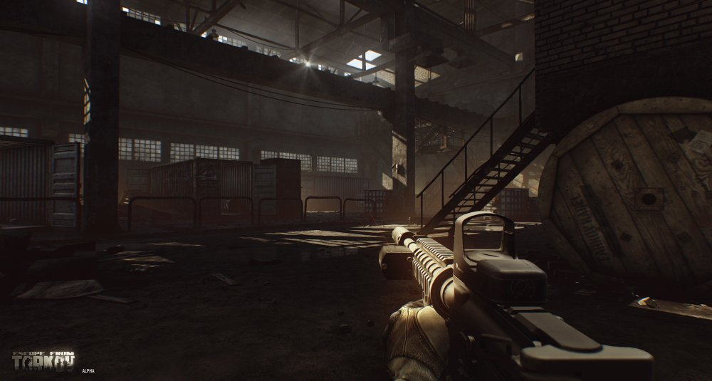 GET TRICKS & CHEATS FOR THE ESCAPE FROM TARKOV