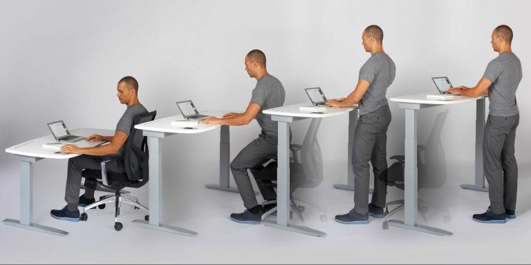 Sit stand desks – Sit and Stay