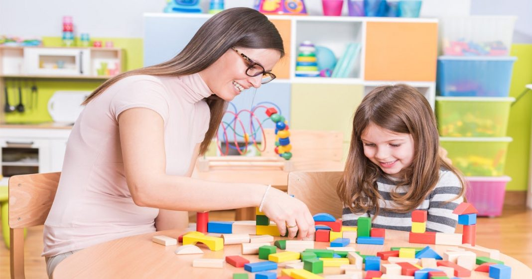 Selmar institute course for day care employees