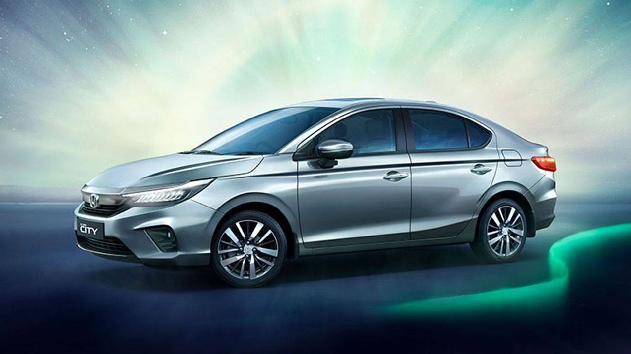 Honda Unveils City Hatchback
