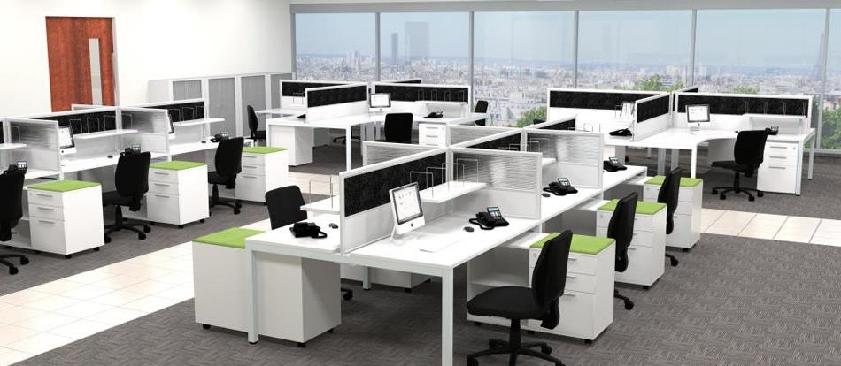 Creating the Right Ergonomic Office Workstation