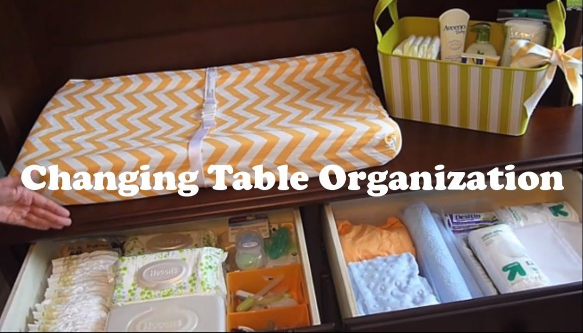 Explore the guidelines for changing table organization ideas