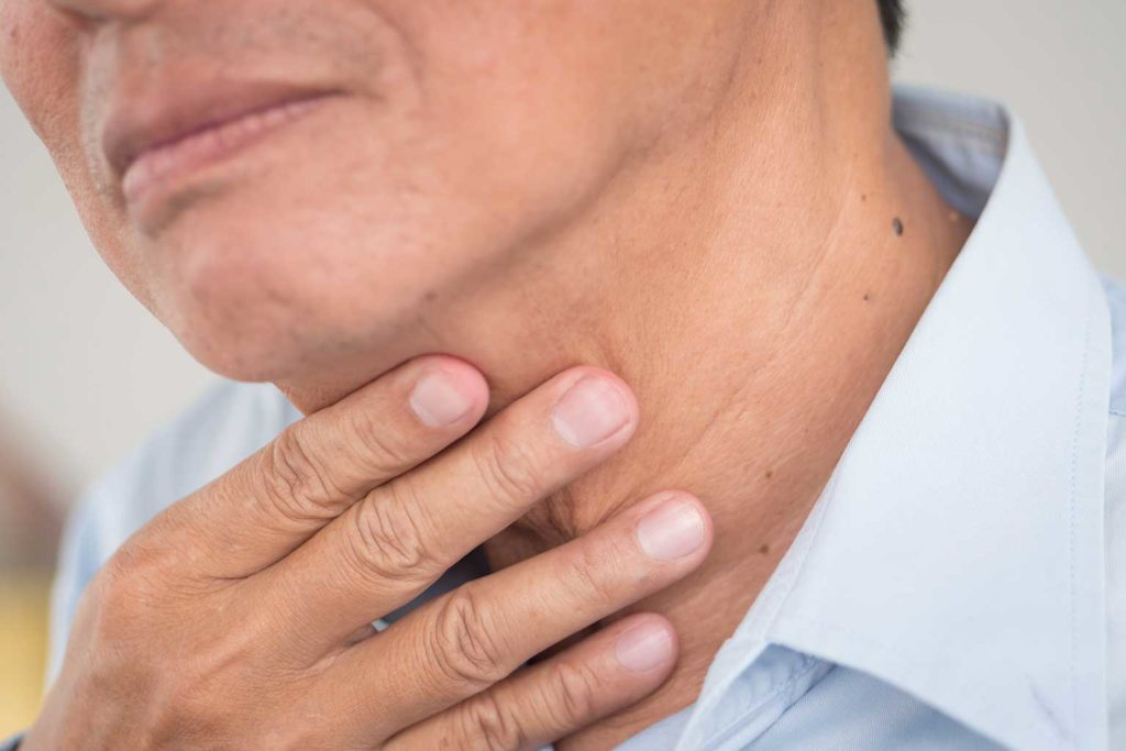 What is laryngeal cancer and its causes?