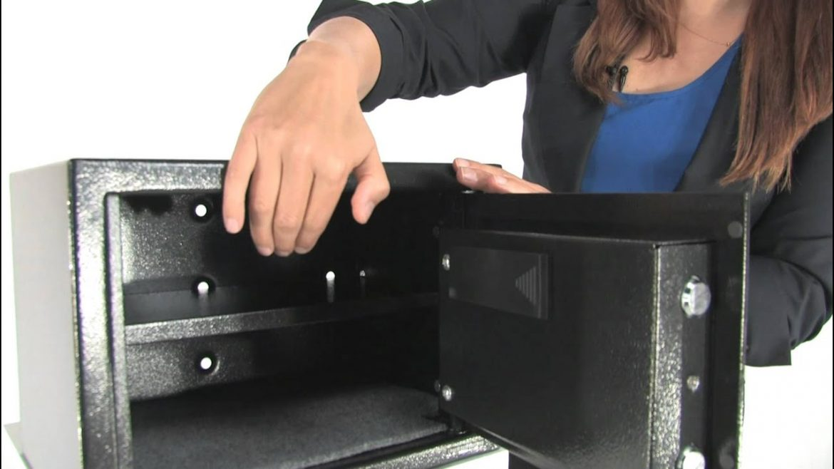 Learn How To Pick the Best Security Safe.