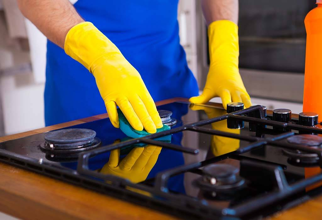 Go For The Best Stove Top Cleaner Now