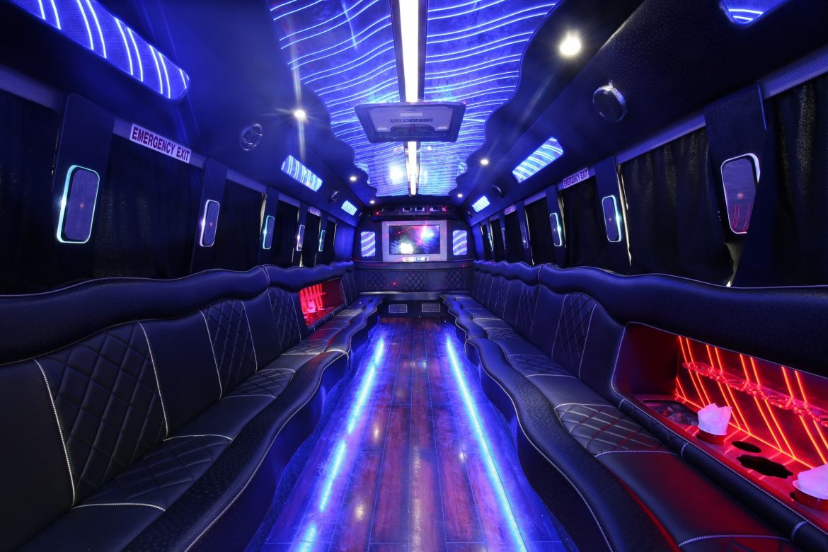 How to Avoid Killing Brain Cells in a Party Bus