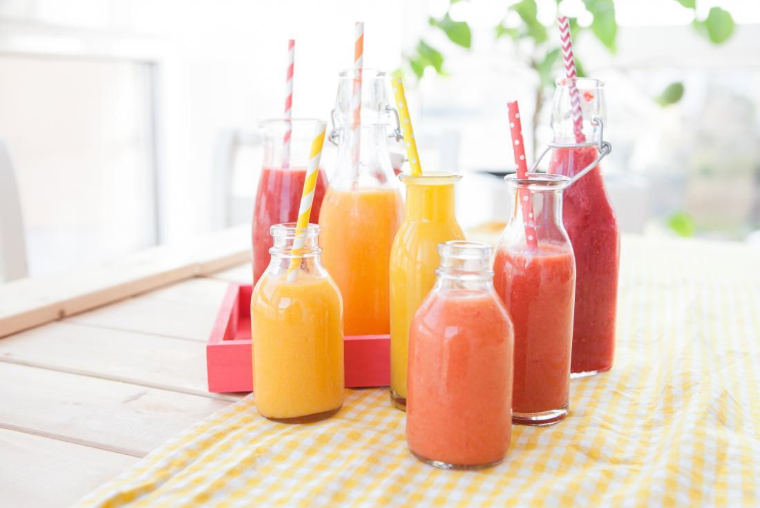Healthier beverages at your doorstep
